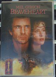 DVD Braveheart Mel Gibson Sophie