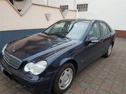 Mercedes Benz C180 W203 mit
