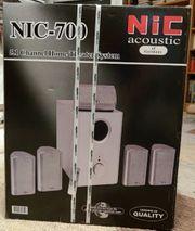 Home 5 1 Soundanlage NIC-700