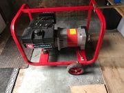 Stromerzeuger mit 2 X 230