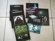 Bücher Ausserirdische Ufos Aliens nur