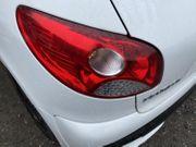 Rückleuchte Peugeot 206 Links Lampenträger