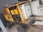 Stromaggregat Diesel mit Deutz Motor