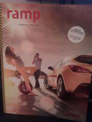 Ramp Spezial Opel Automagazin