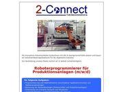 Roboterprogrammierer für Produktionsanlagen m w