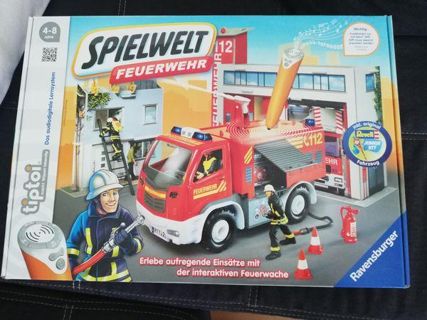 Tiptoi Feuerwehr neu