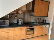 Küche inkl Bar und elektrischen