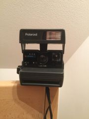 Sofortbild Kamera Polaroid neuwertiges Gerät