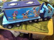 LKW Zurkuswagen Playmobil