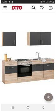 HELD Küchenzeile Perth mit Elektrogeräten