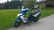 Kymco Super 8 50 Moped