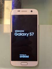 Samsung Galaxy S 7 perlweiss
