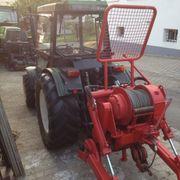 Traktor Deutz 3 5V Fronthydraulik