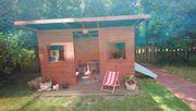 Garten Spielhaus Muster ca 6