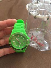 Neuwertige s Oliver Uhr