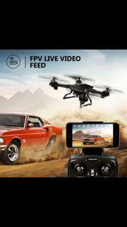 Neue Drohne mit der HD