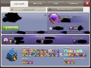 COC Clash of Clans - TH