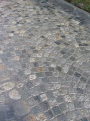 Granitpflaster Naturstein Kleinpflaster Bayerwald antik