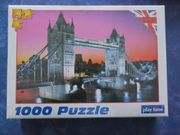 Puzzle London Tower Bridge