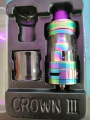 Uwell Crown III 3 Verdampfer