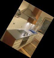 schicke Einbauküche - Retrostyle
