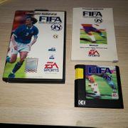 Sega Mega Drive Spiel FIFA