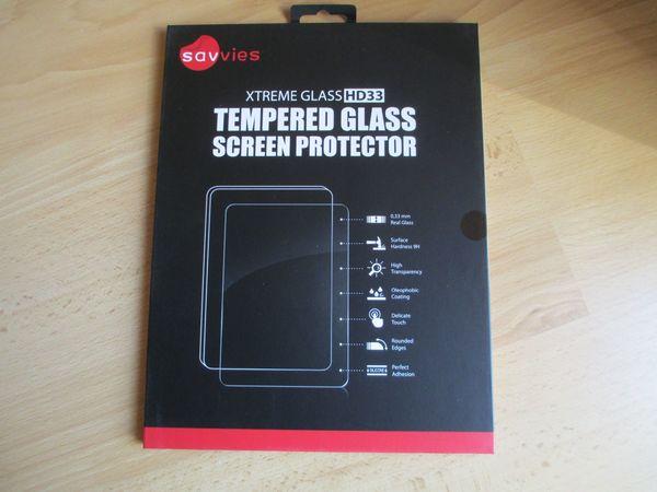 Panzerglas Displayschutzfolie für IPAD Air