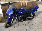 Geliebte Yamaha Fazer FZS600 zu