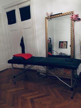Kosmetik und Schönheit - Wellness Massage