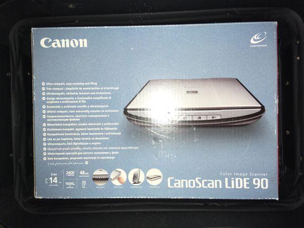 Scanner von Canon
