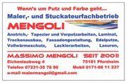 MALER - GIPSER - TROCKENBAU -