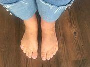 4 Füße zum lecken küssen