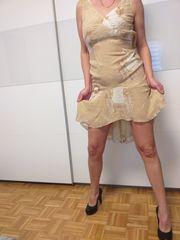 Moschino Jeans Gr 34-36 Kleid