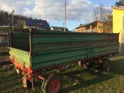 gebrauchter Seitenkkipper Traktor