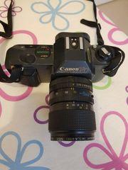 Canon T50 SLR Kamera Tokina