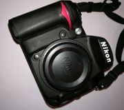Nikon D7000 Fotoausrüstung mit 2