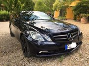 MERCEDES E 350 CDI COUPE