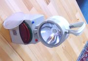 Handlampe 4 Stück Filtervorsatzscheiben