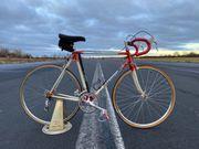 Italienischer Klassiker Benotto Rennrad