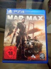 Mad Max Ps4 Spiel - PlayStation