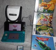 Nintendo 3DS Original Konsole Aqua