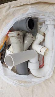 Gratis diverse Plastikrohre