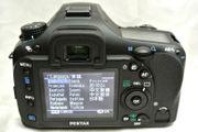 Pentax K20D 14 6MP digital