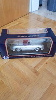 Modellauto Porsche 356 Roadster