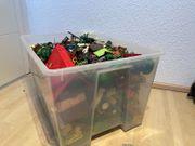 Riesige Kiste Playmobil Bauernhof uvm