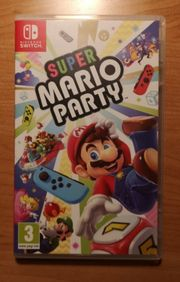 SupercMario party Nintendo switch