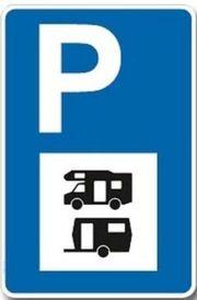 Wohnmobil Wohnwagen Stellplatz bei Landau