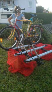 Fahrradhalter Votex - komplett für 1