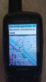 Garmin GPS 62st