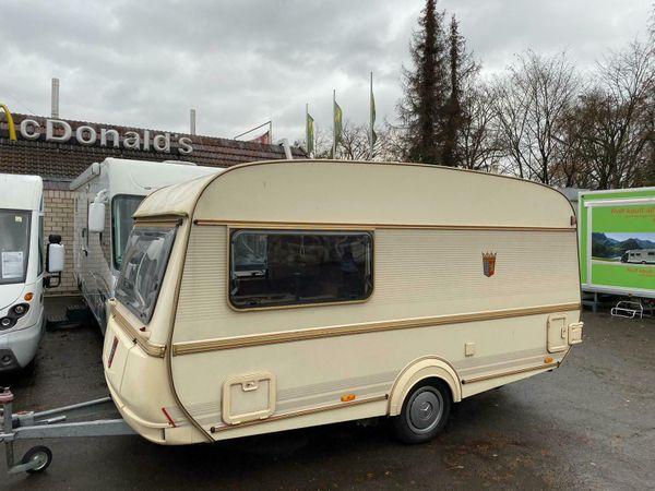 Wohnwagen Tabbert Comtesse 410